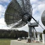 Alphas' 9.0-mtr Ku-band Antenna